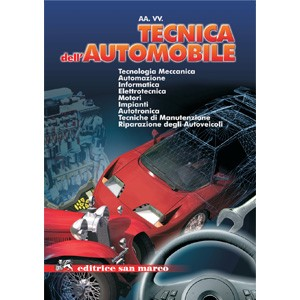 Tecnica dell'Automobile -<br /> ISBN 9788884880499