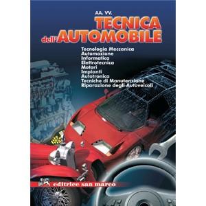 Tecnica dell'Automobile<br /> ISBN 9788884880499