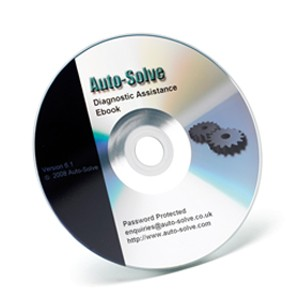 Auto Solve Diagnostic CD