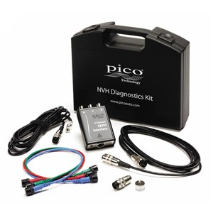Pico 3 assi NVH Diagnostic Kit (valigetta)
