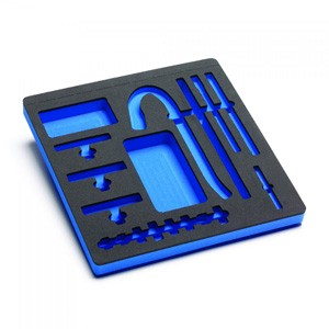 Cassetto preformato per WPS500X e accessori (390x370mm)