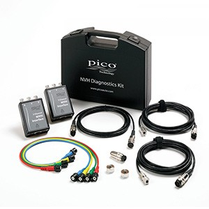 Pico 4 assi NVH Diagnostick Kit (valigetta)