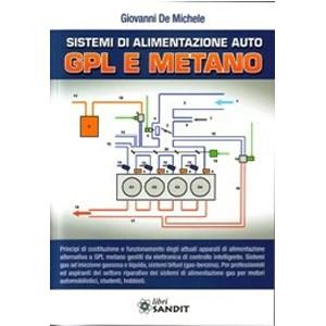 Sistemi di Alimentazione Auto GPL e Metano - ISBN 9788895990767