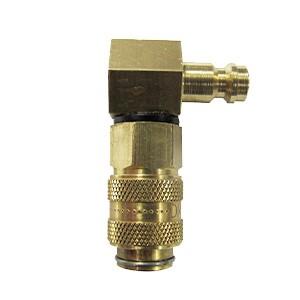 TA333 Adattatore pressione angolo retto pressione - Rectus-21