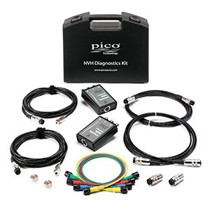 Pico NVH Standard Diagnostic Kit (valigetta)