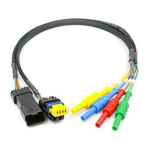 Breakout cavetto connettore a 4 pin PSA Delphi Sicma FCI