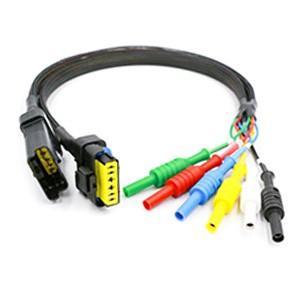 Breakout cavetto connettore a 6 pin PSA Delphi Sicma FCI