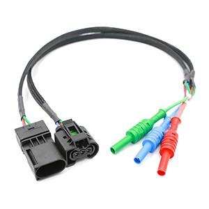 Breakout cavetto connettore a 3 pin BMW Kostal Cod A sensore rail