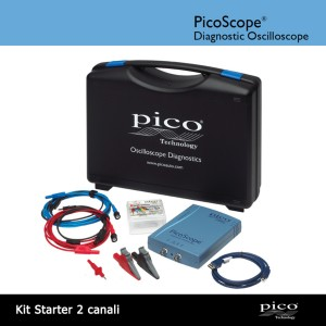 Kit Diagnostico Starter 2 canali con PicoScope 4223