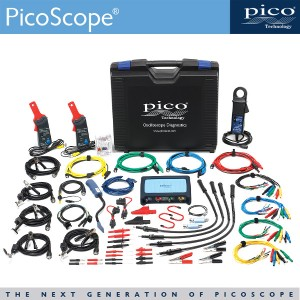 Kit Diagnostico Advanced 4 canali con PicoScope 4425