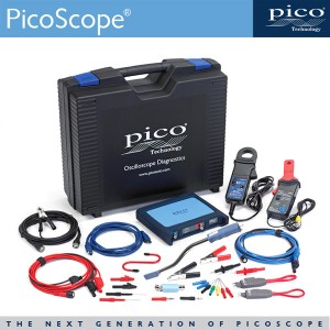 Kit Diagnostico Standard 2 canali con PicoScope 4225