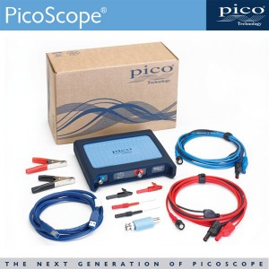 Kit Diagnostico Starter 2 canali con PicoScope 4225