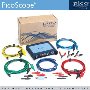Kit Diagnostico Starter 4 canali con PicoScope 4425