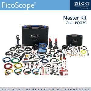 Kit Master con PicoScope 4425 e WPS500X in valigette