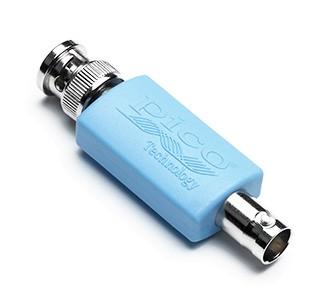 Attenuatore 1:10 BNC blu