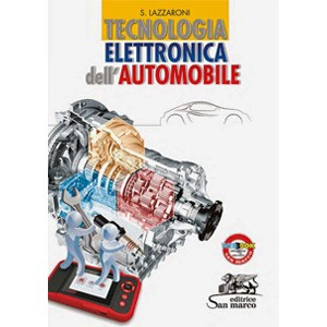 Tecnologia Elettronica dell'Automobile<br /> - ISBN 9788884882561