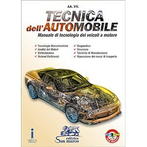 Tecnica dell'Automobile -<br /> ISBN 978884883148