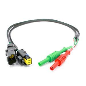 Breakout cavetto connettore a 2 pin PSA Delphi Sicma FCI