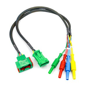 Breakout cavetto connettore a 4 pin PSA Delphi Sicma FCI lambda