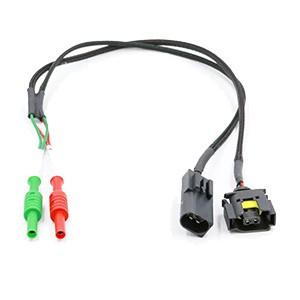Breakout cavetto connettore a 2 pin Kostal per iniettori vdo