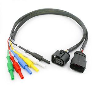 Breakout cavetto connettore a 6 pin VAG da 2.8 mm
